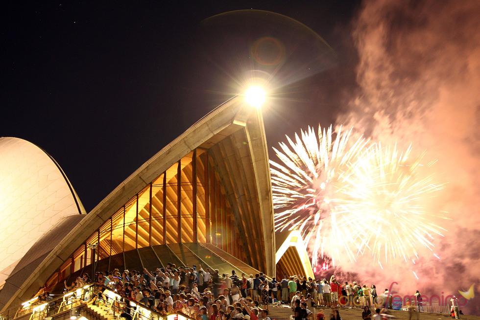 Feliz 2011 en Sidney Australia