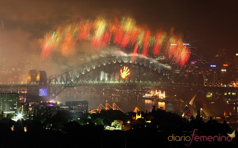 Celebraciones de año nuevo 2011 en Australia