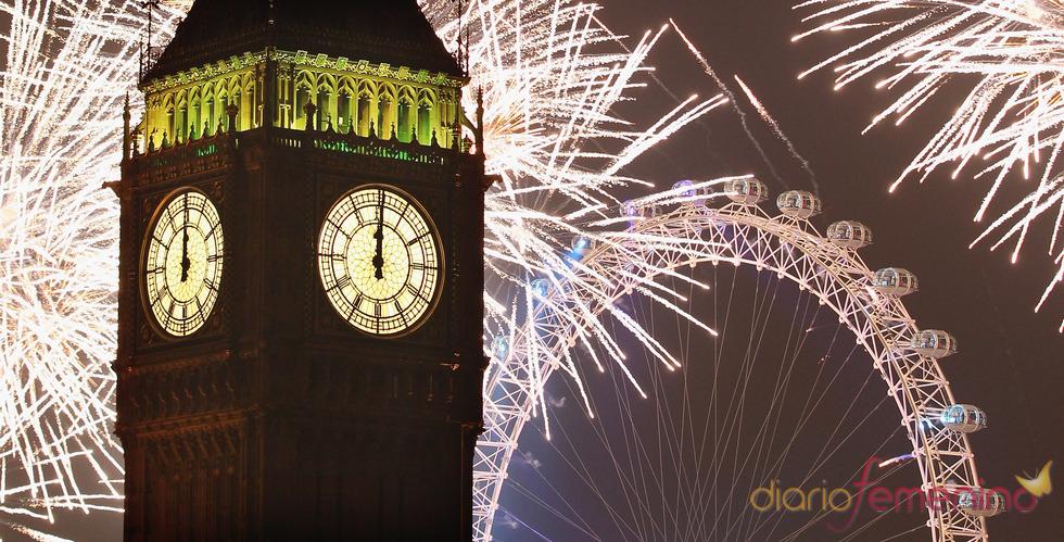 Feliz 2011 en Londres