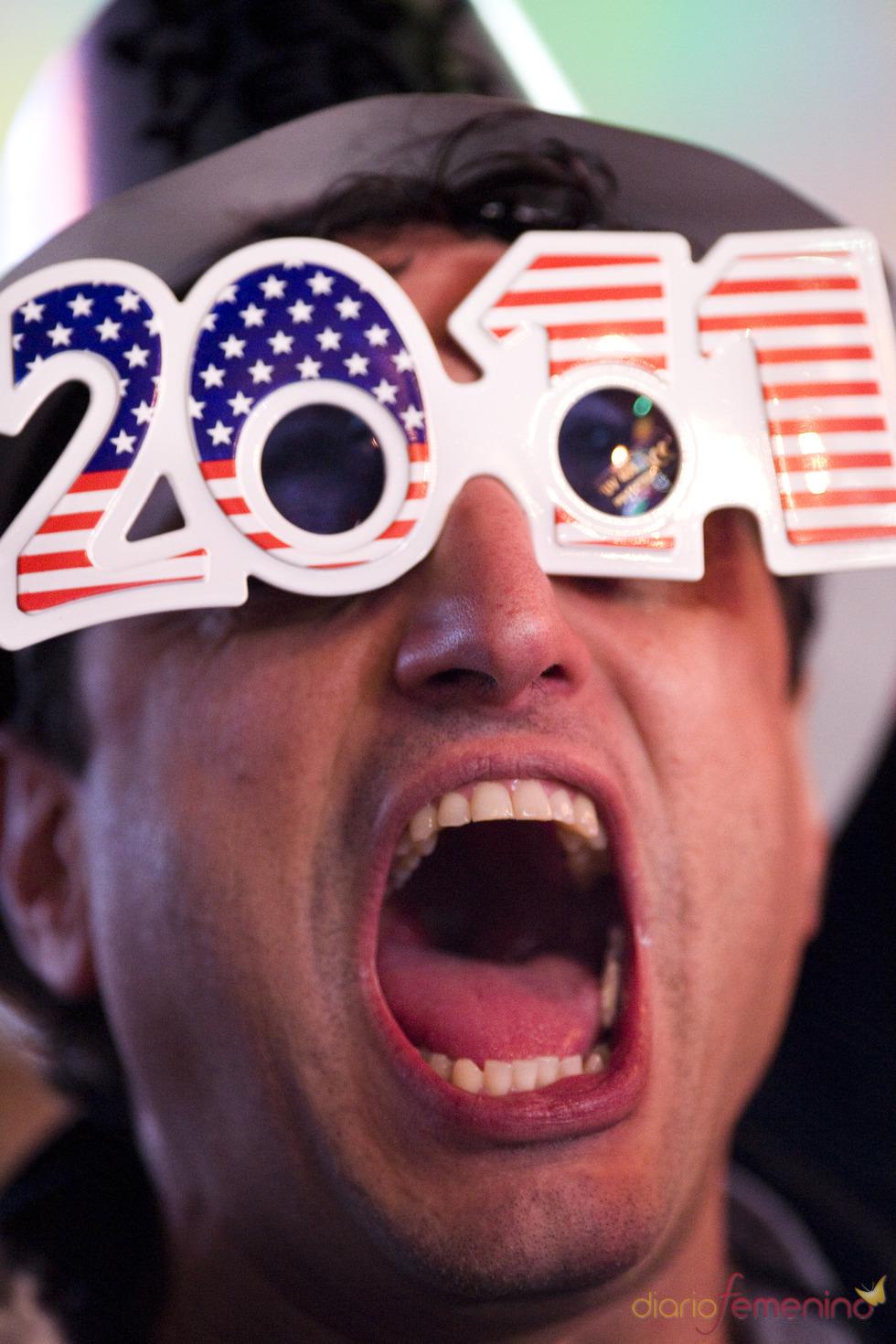 Feliz 2011 en Estados Unidos