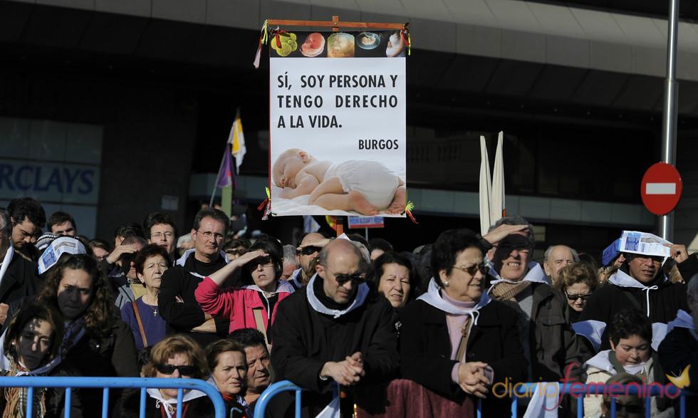Apoyo masivo a los valores tradicionales en Colón