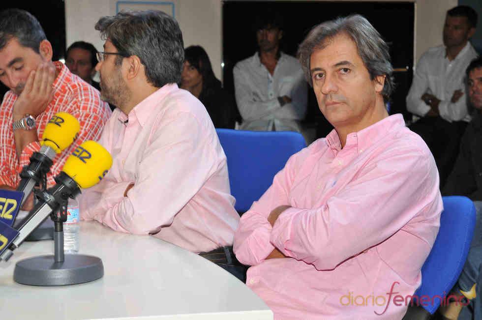 Manolo Lama durante la presentación de la nueva temporada de la Ser
