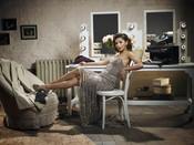 Eva Longoria, más que sexy en la promoción de 'Mujeres Desesperadas'