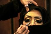 La mirada intensa de las mujeres saudíes