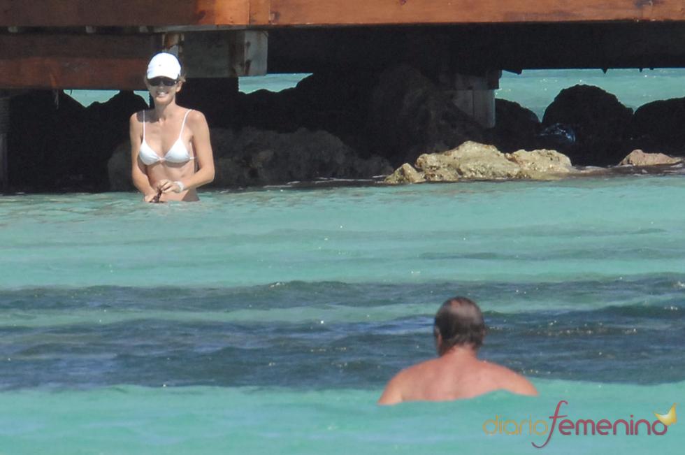 Julio Iglesias y Miranda, tan enamorados como el primer día