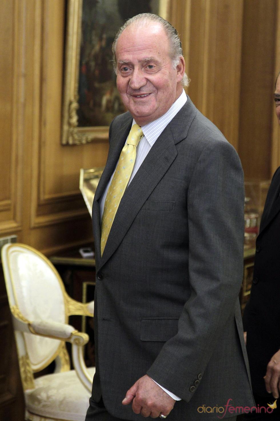 El Rey Juan Carlos cumple 73 años