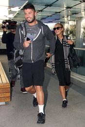 Lindsay Lohan sale de rehabilitación y se apunta al 'Gym'