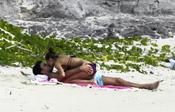 Olivia Palermo exóticas vacaciones en la isla de San Bartolomé