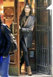 Sara Carbonero, de tapas con una amiga por Madrid