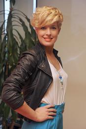 Tania Llasera sustituye a Paula Vázquez en 'Fama, ¡a bailar!'