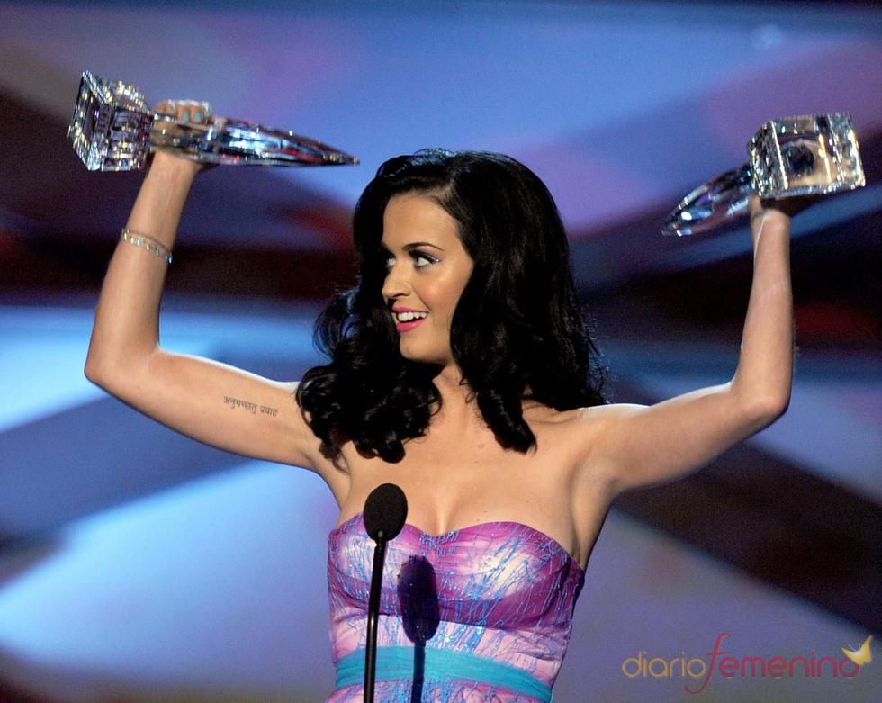 Katy Perry en el People's Choice Awards 2011
