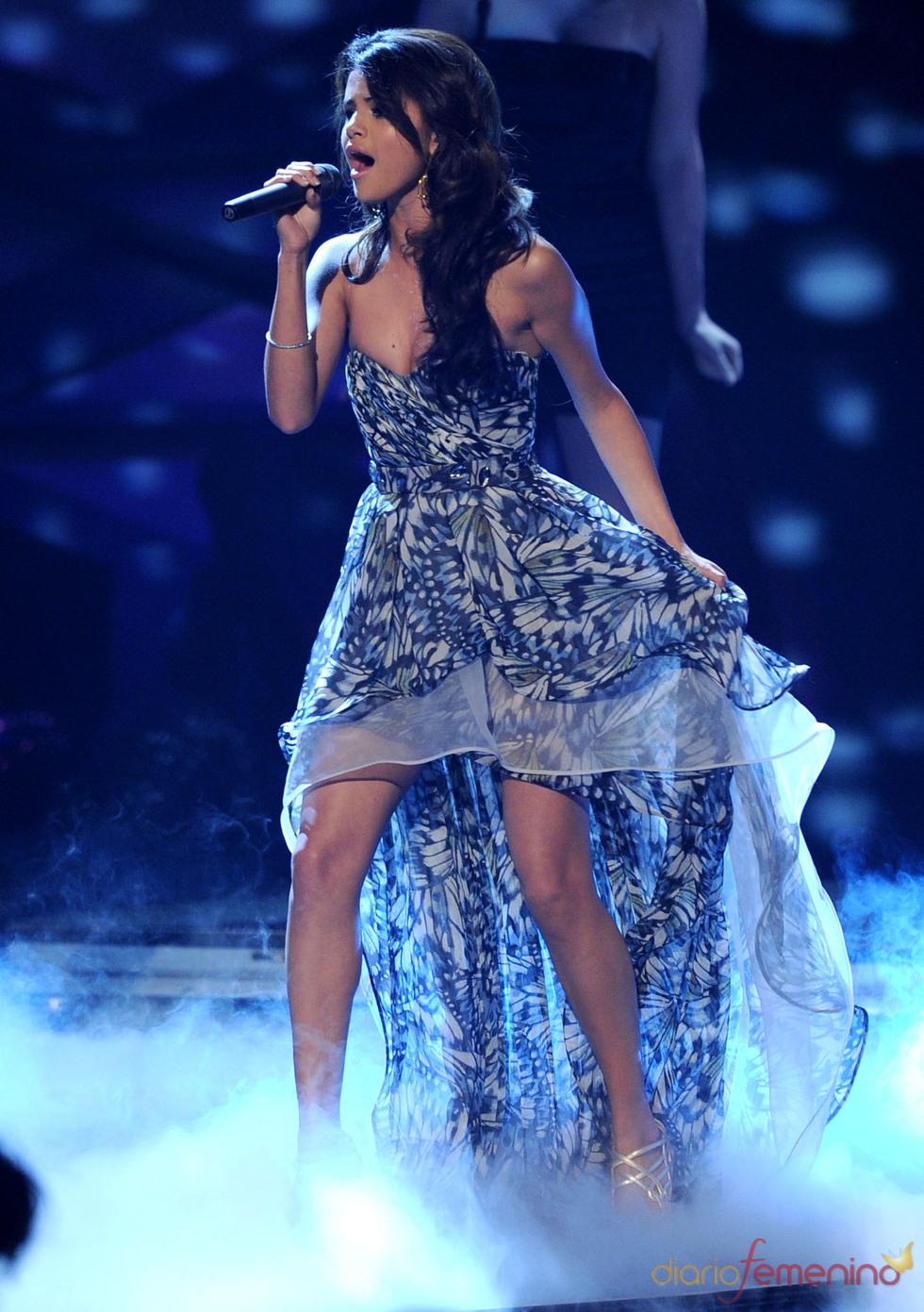 Selena Gomez gana a Justin Bieber en el People's Choice Awards 2011
