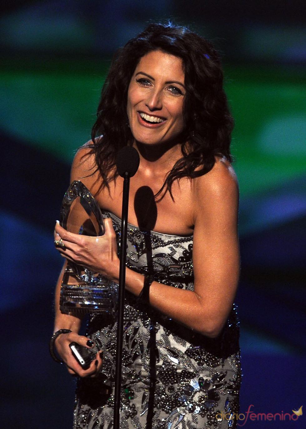 Premio para Lisa Edelstein de 'House'