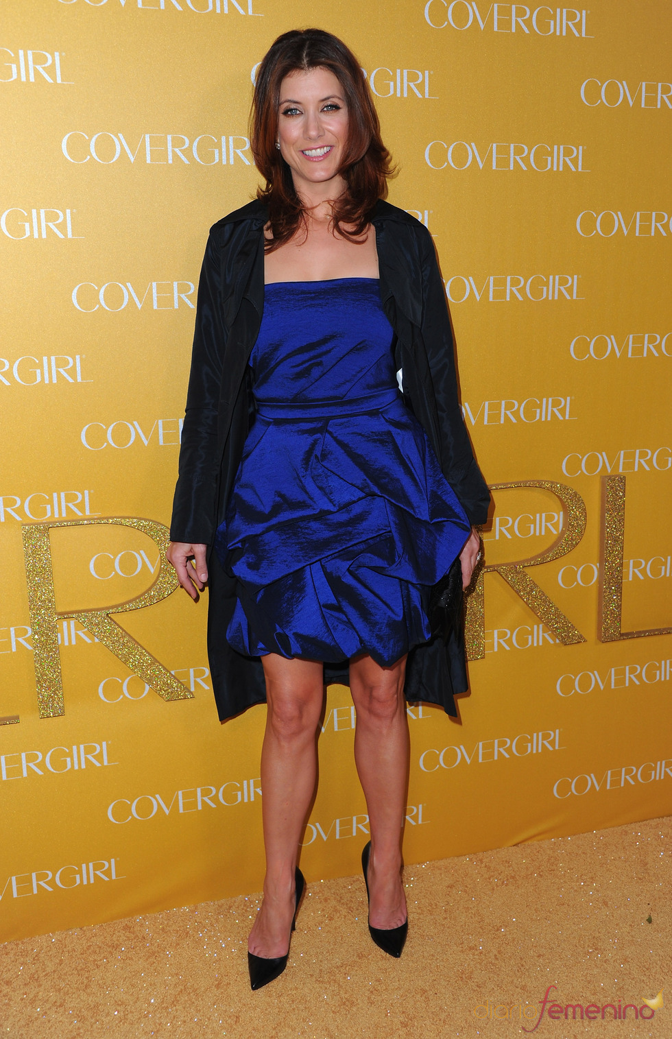 Kate Walsh en la Fiesta Covergirl
