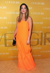 Drew Barrymore en la Fiesta Covergirl