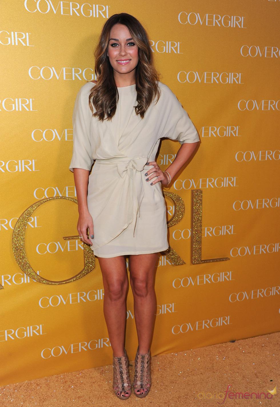 Lauren Conrad en la Fiesta Covergirl