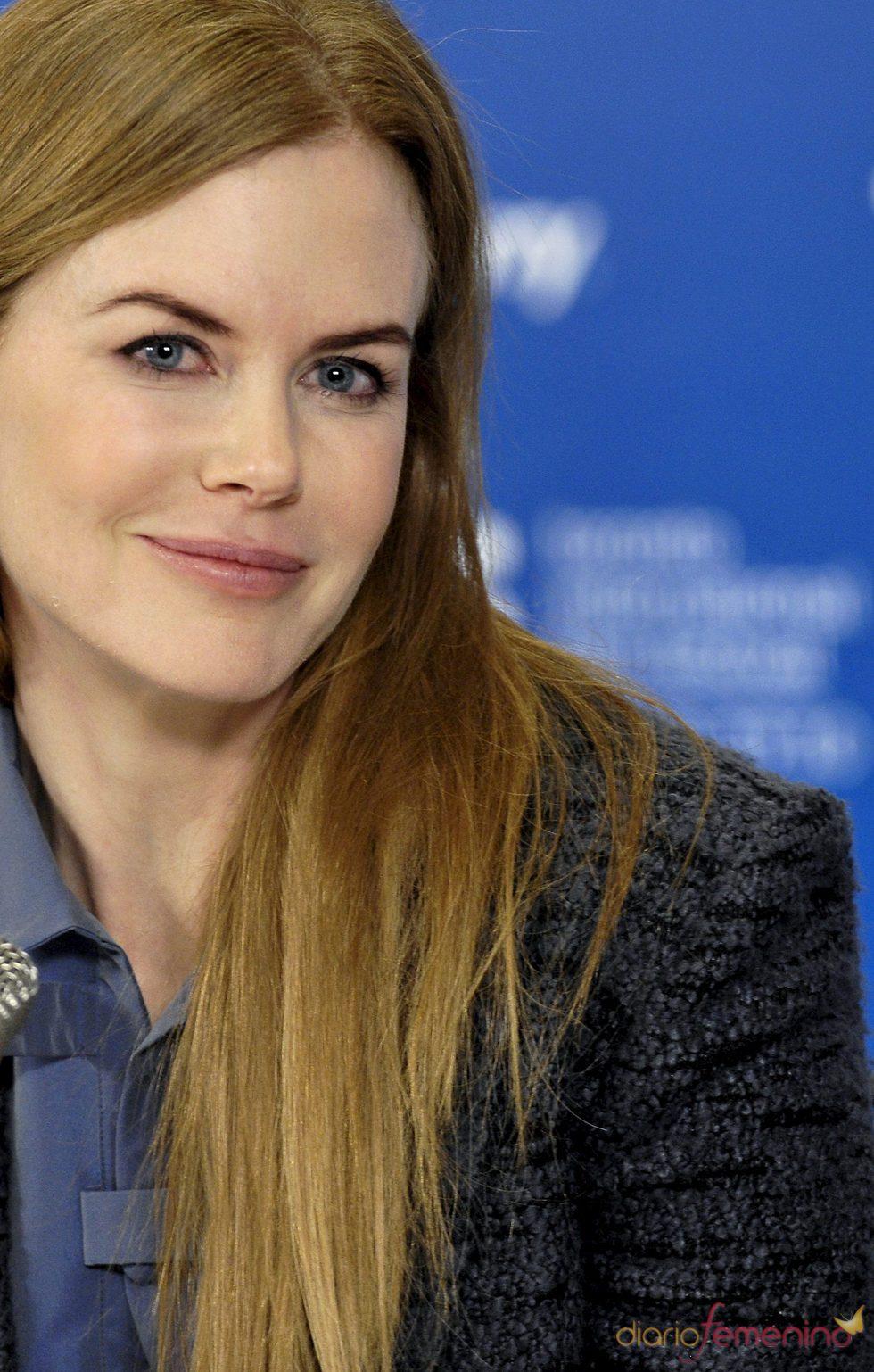 Nicole Kidman niega que se inyecte botox