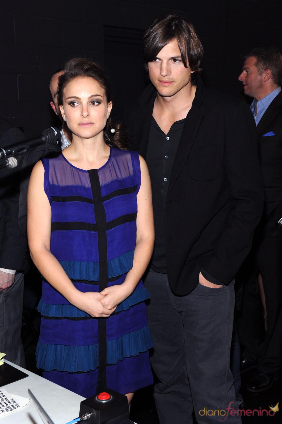 Natalie Portman orgullosa de su tripita en los People's Choice Awards