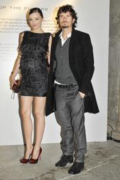 Miranda Kerr y Orlando Bloom, padres de un niño