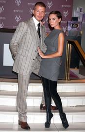 David y Victoria Beckham esperan su cuarto hijo