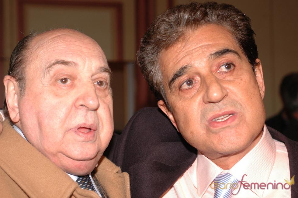 Juanito Navarro y Andrés Pajares