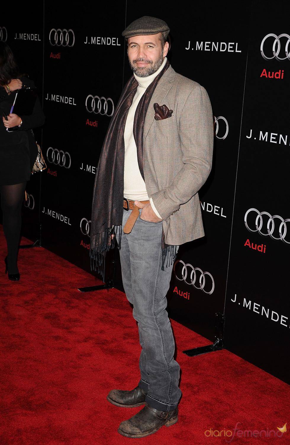 Billy Zane en la Semana de los Globos de Oro 2011