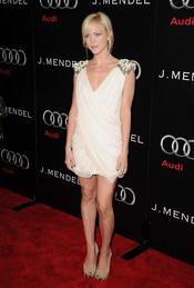 Semana de los Globos de Oro 2011 con Brittany Snow