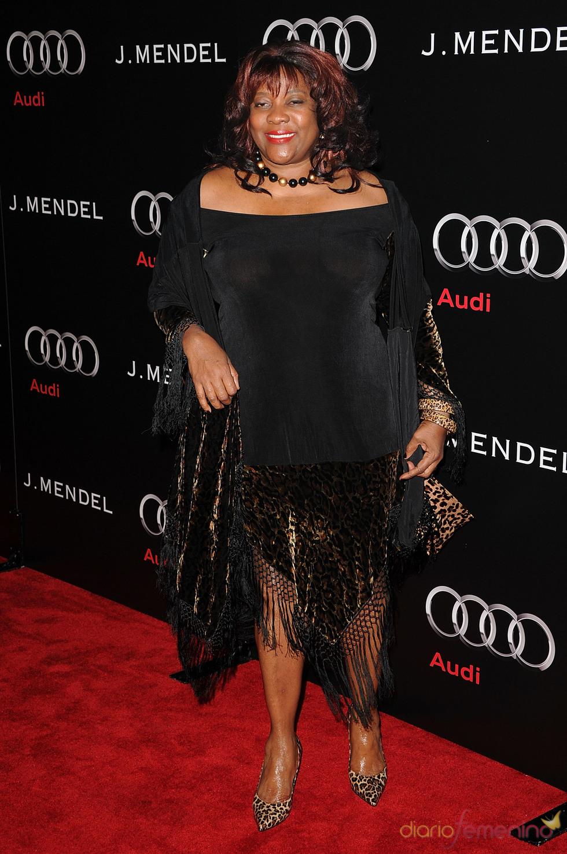 Loretta Devine en la Semana de los Globos de Oro 2011