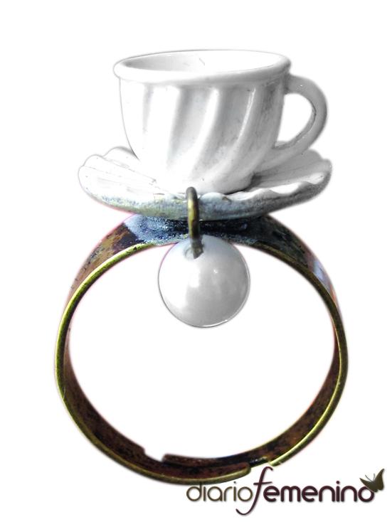 Anillo taza de café