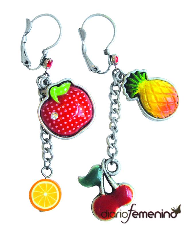 Pendientes de frutas de Lollipops