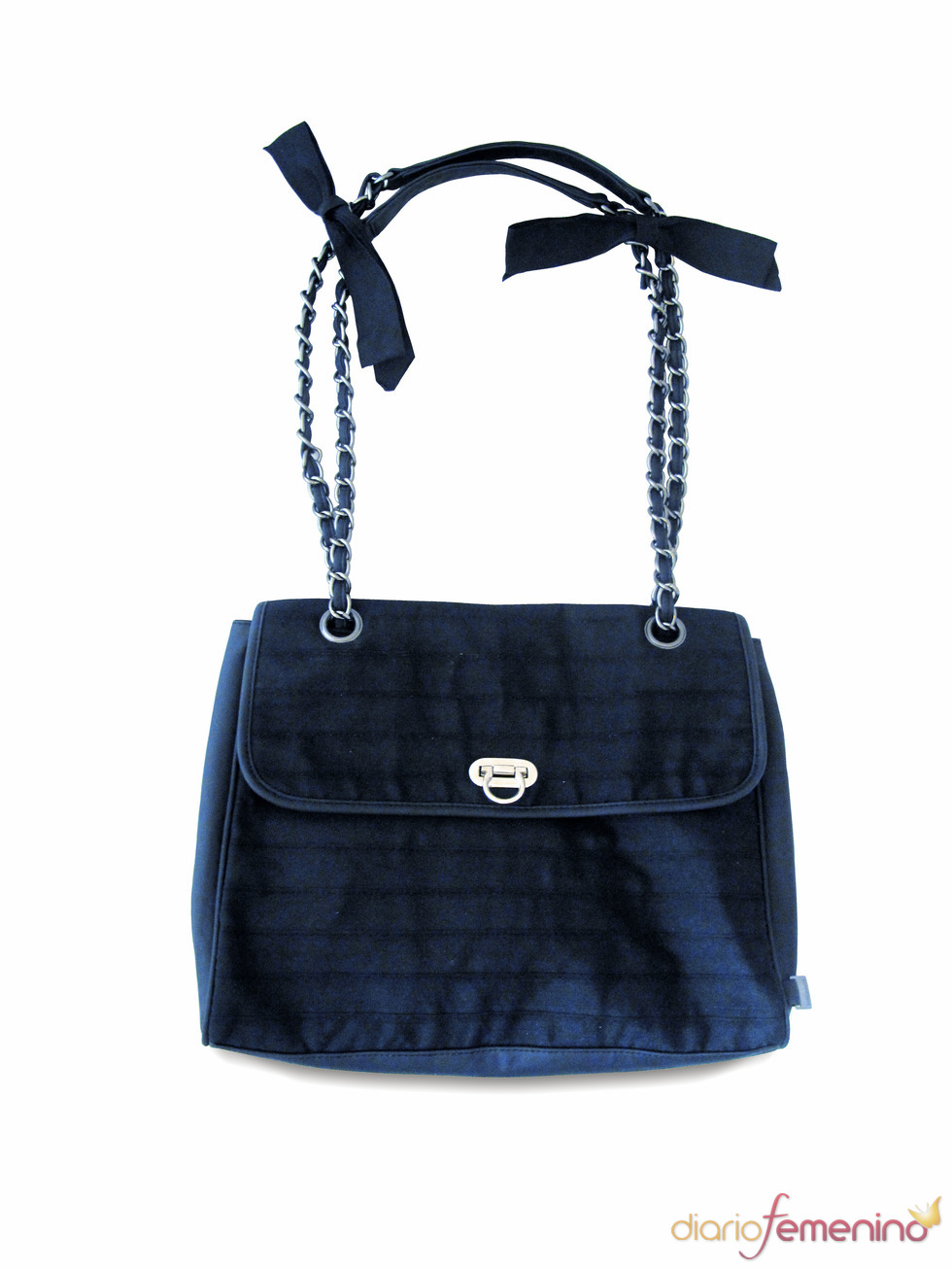 Bolso chic negro de Lollipops