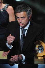 Jose Mourinho, 'Mejor entrenador de 2010'