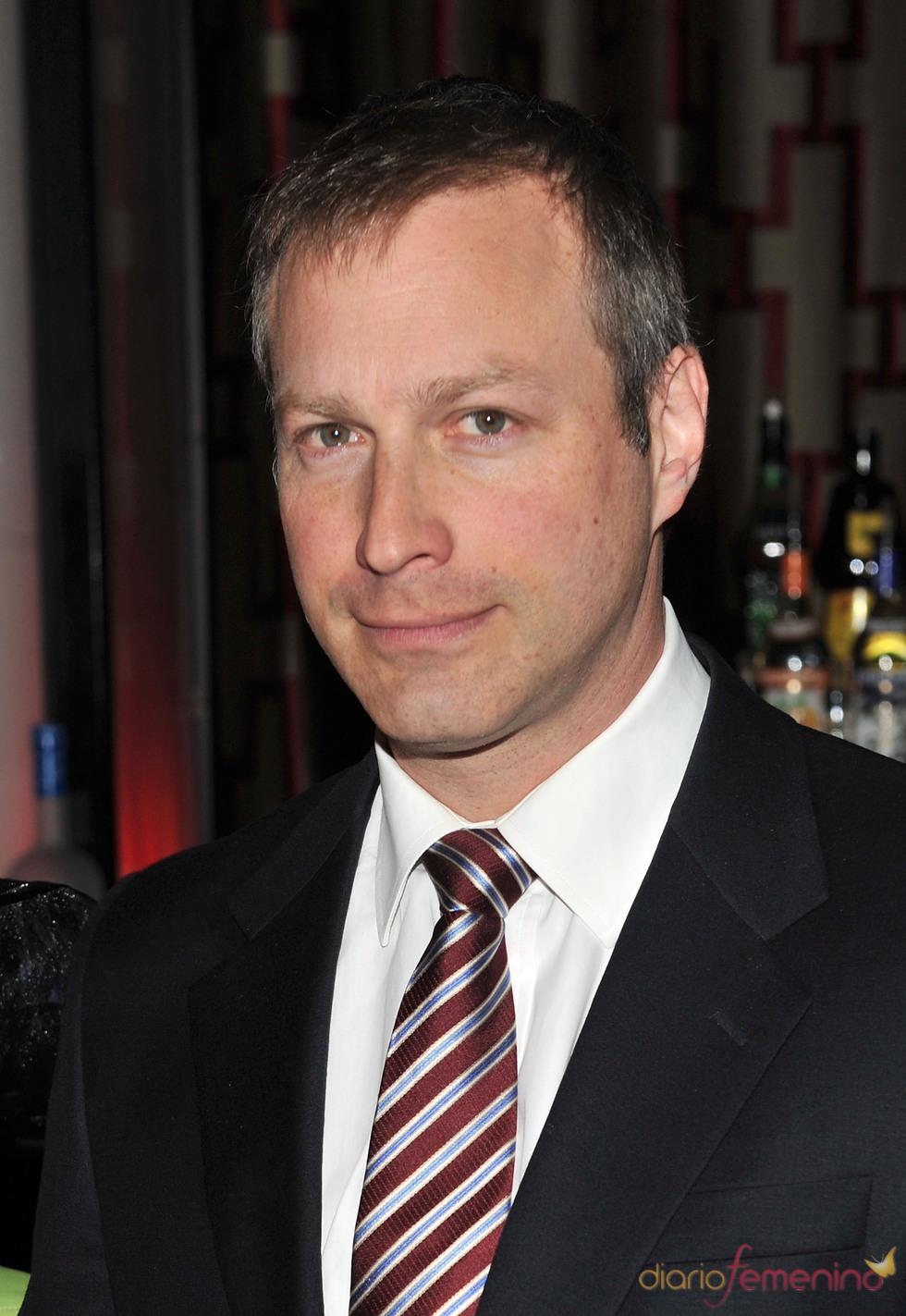 Stuart Blumberg en la Gala de los Premios Critics 2011