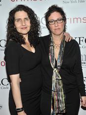 Lisa Cholodenko y Tamara Jenkins en la Gala de los Premios Critics 2011