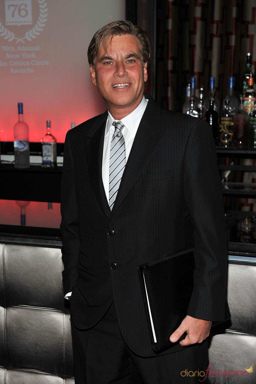 Aaron Sorkin en la Gala de los Premios Critics 2011