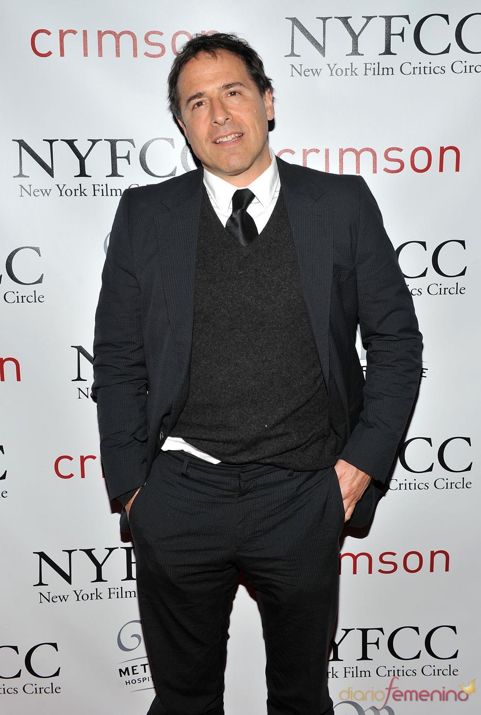 David O. Russell en la Gala de los Premios Critics 2011