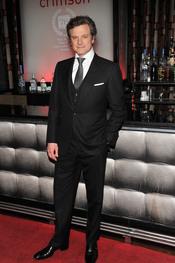 Colin Firth en la Gala de los Premios Critics 2011