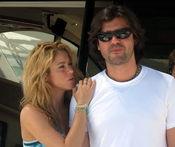 Shakira y Antonio de la Rúa rompen su relación