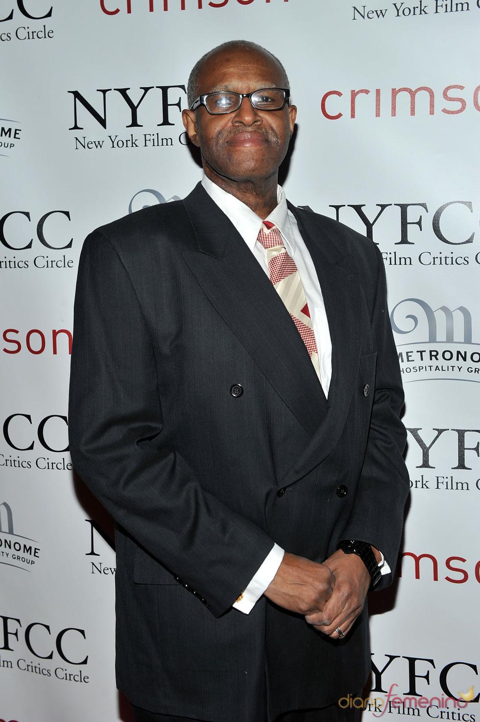Armond White en la Gala de los Premios Critics 2011