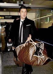 David Villa regresa a Barcelona