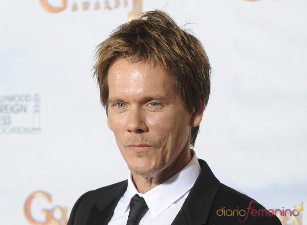 Kevin Bacon será presentador en los Globos de Oro 2011
