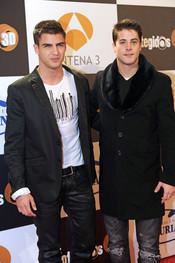 Maxi Iglesias y Luis Fernández, dos chicos de infarto