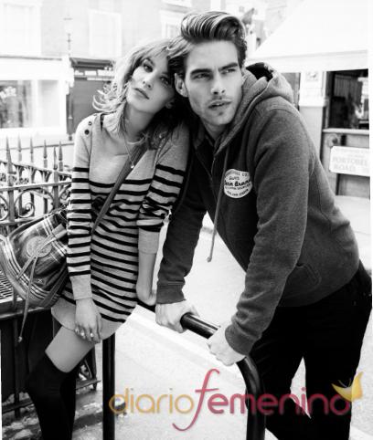 Jon Kortajarena, muy sexy en la nueva campaña de Pepe Jeans London