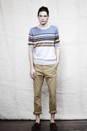 Colorido jersey y pantalón pesquero p/v 2011 TopMan