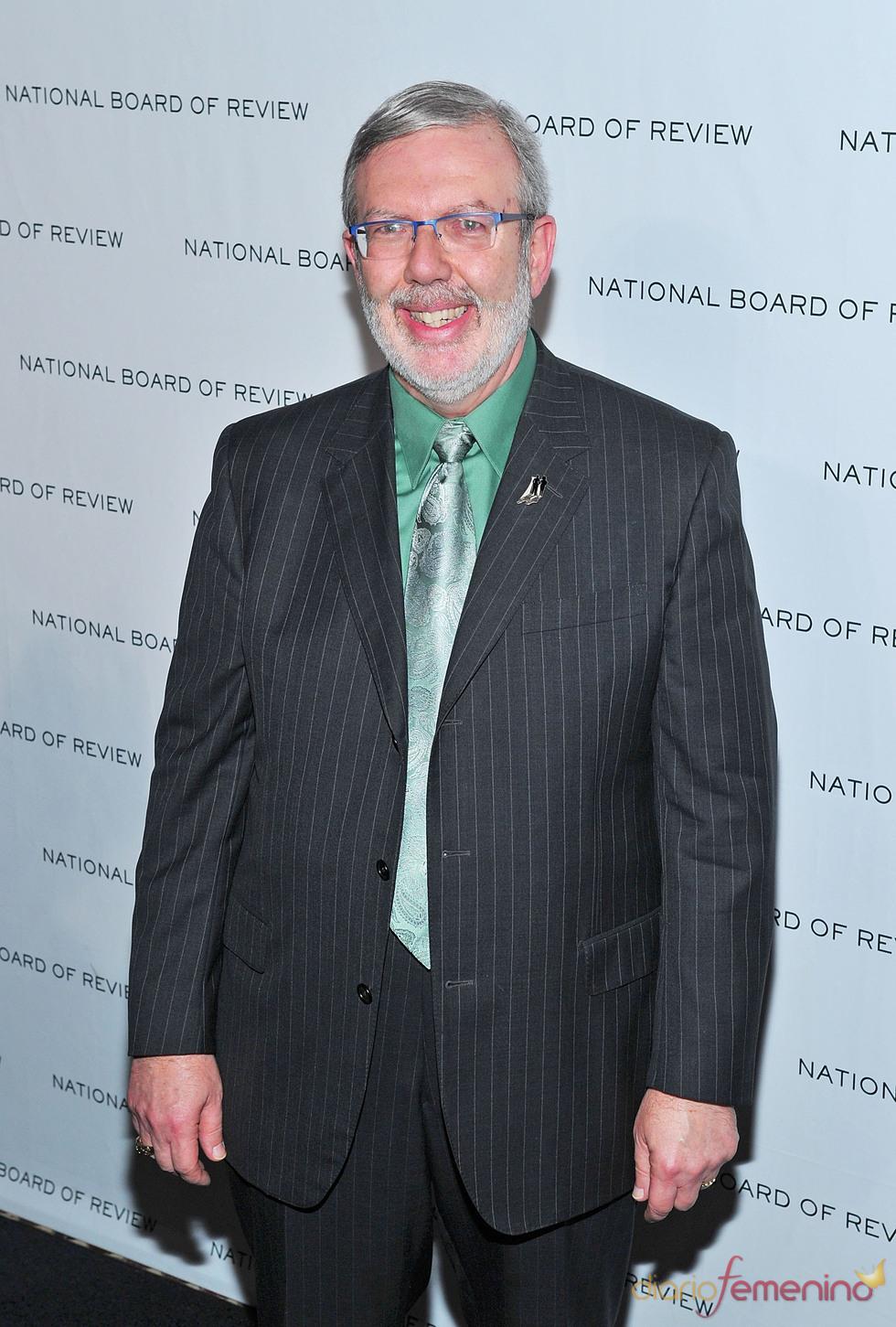 Leonard Maltin en los Premios de la Junta Nacional de Críticos