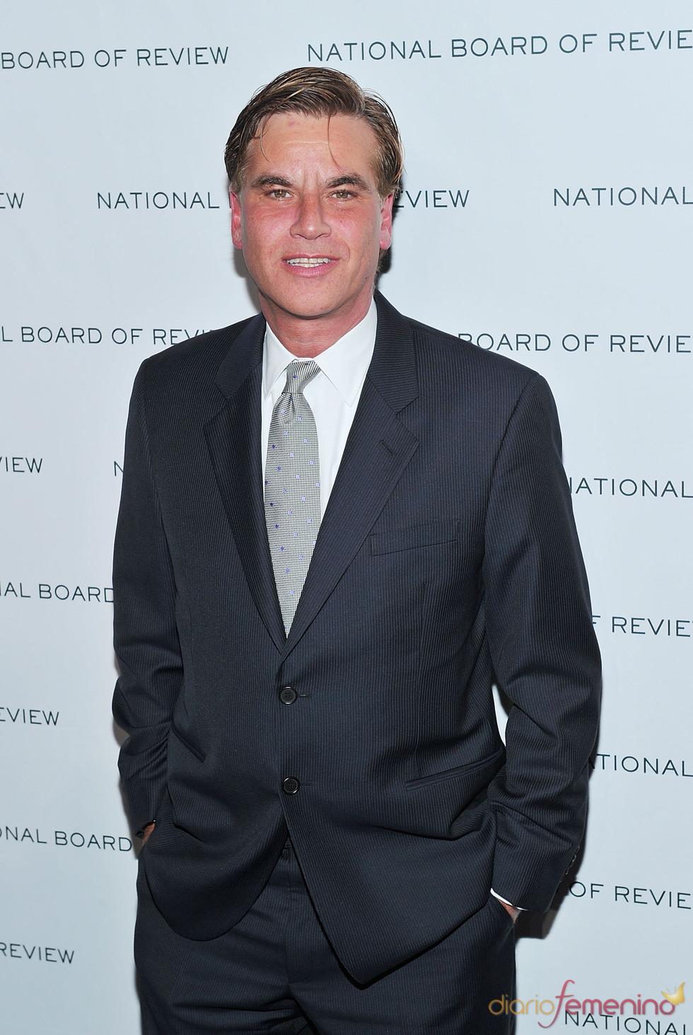 Aaron Sorkin en los Premios de la Junta Nacional de Críticos