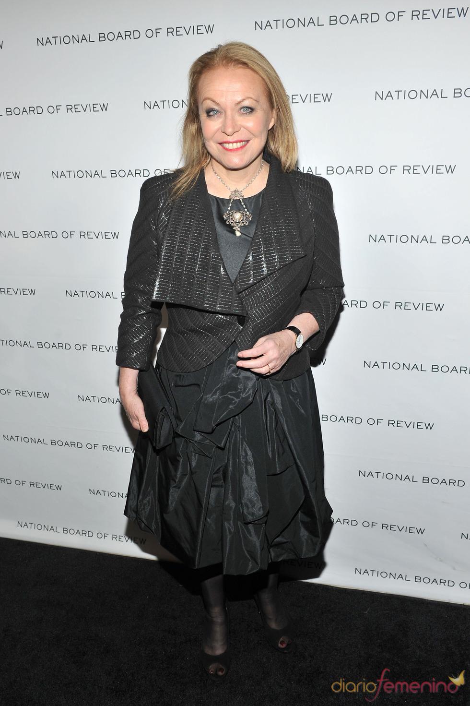 Jackie Weaver en los Premios de la Junta Nacional de Críticos