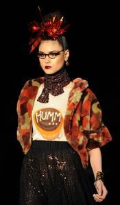 Creación de Alessa para la Rio Fashion Winter 2011