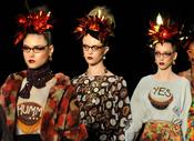Carrusel final de Alessa en la Rio Fashion Winter 2011