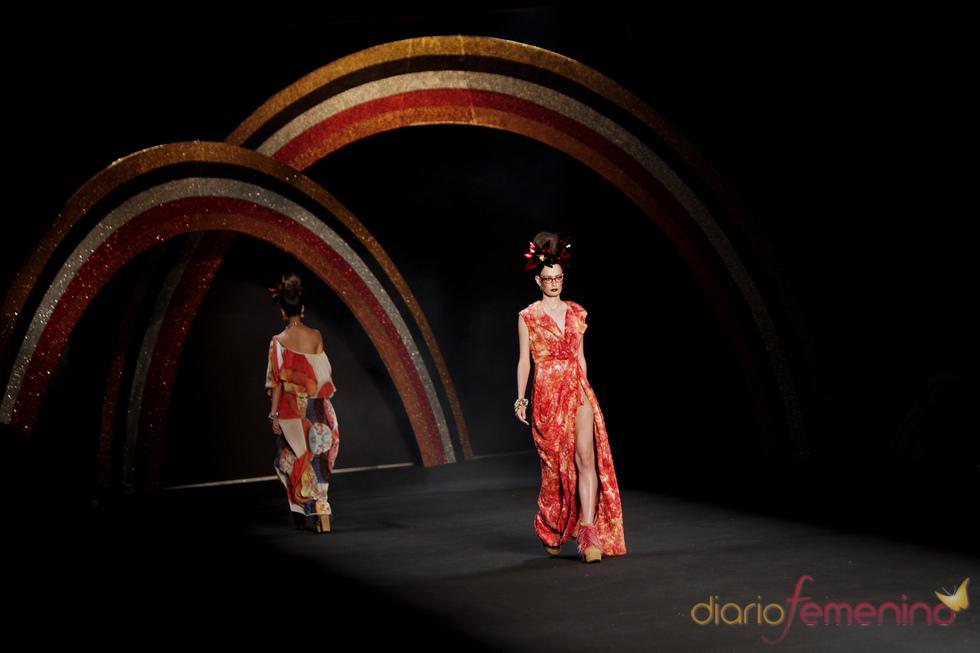 Desfile de Alessa en la Rio Fashion Winter 2011